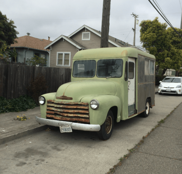 Chevrolet truck advance step van 2