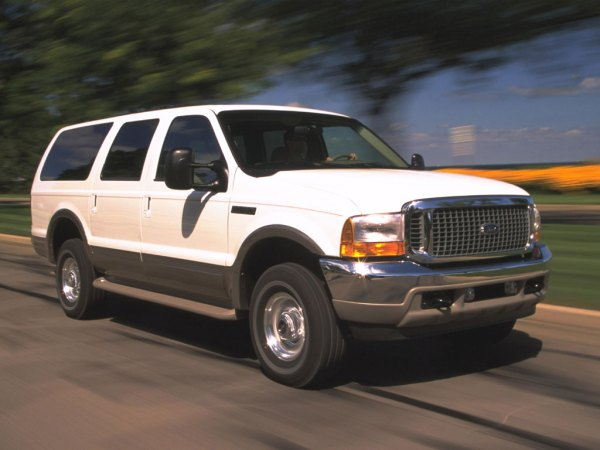 Ford Excursion 2000-Photo-03