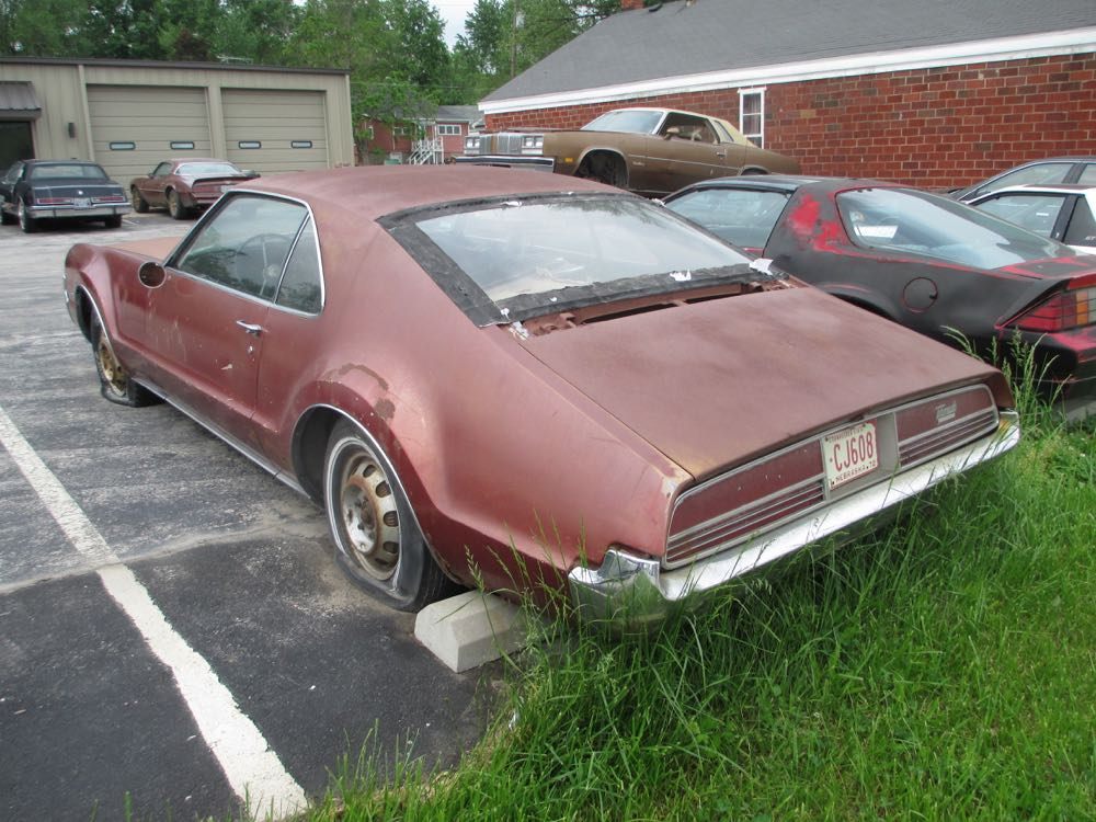 CC Sales Lot, The Second Midwest Branch: The Agony of Desire and The ...