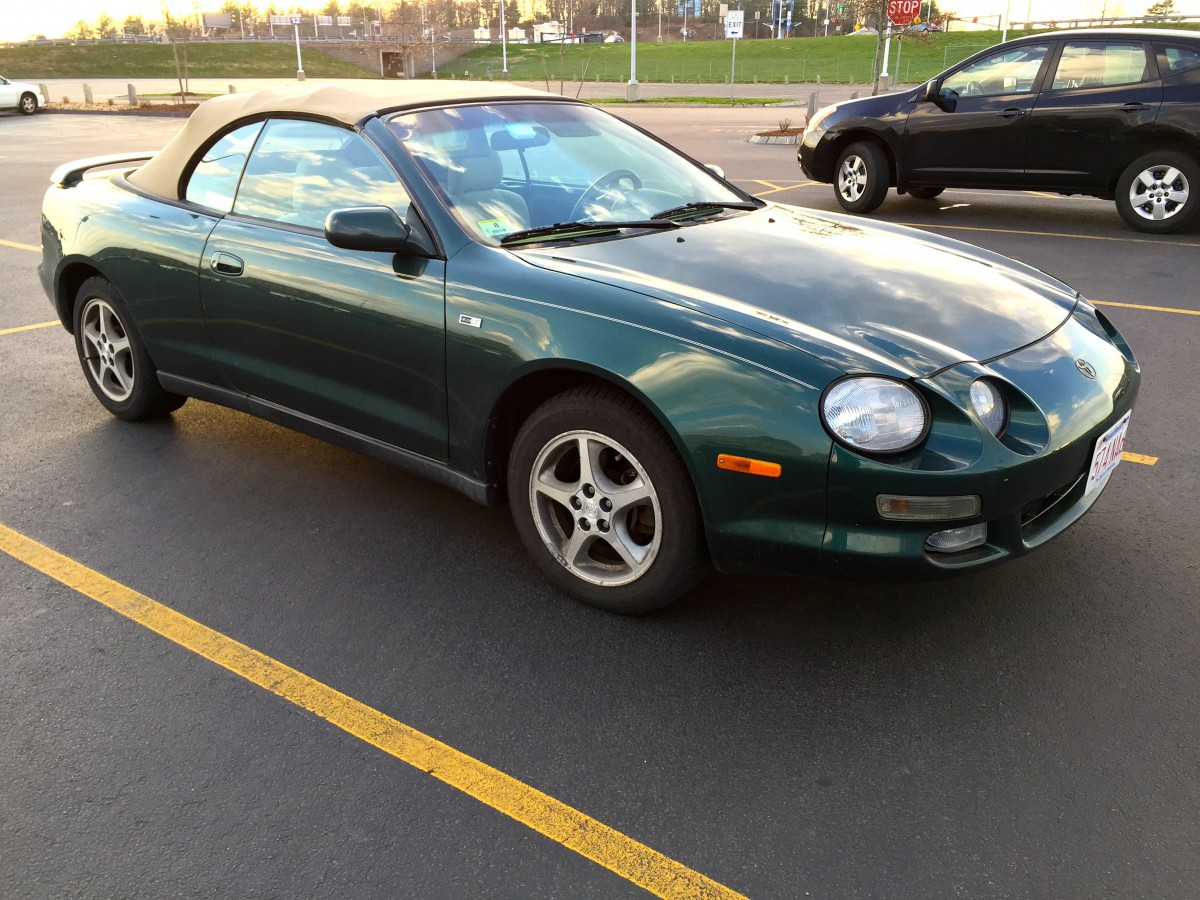 Kelebihan Toyota Celica 1997 Murah Berkualitas