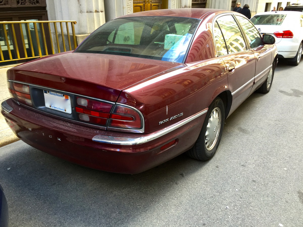 Img on 1989 Buick Park Avenue