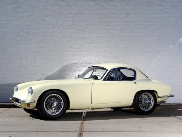 Lotus Elite 1957