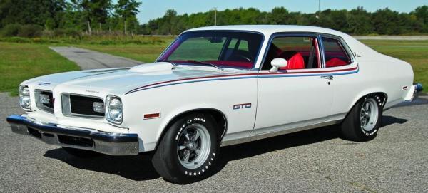 Pontiac 1974 gto