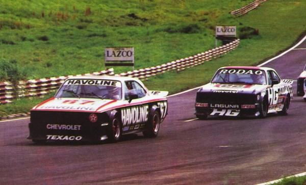 Stock Car 1986