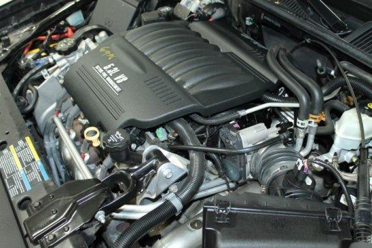 buick lacrosse super engine