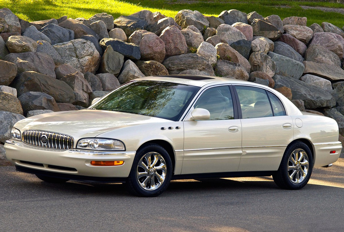 Curbside Classic 1997 Buick Park Avenue Better The