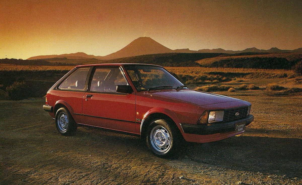 Where Are Mazdas Made >> ford_laser_hatchback_82