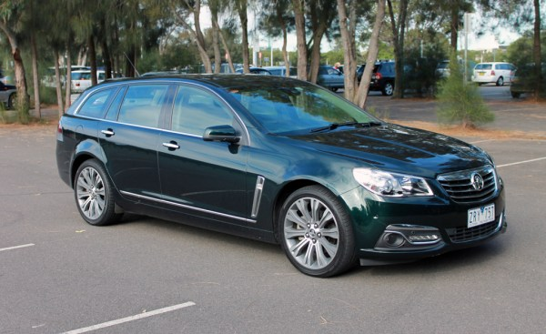 holden vf calais regal peacock