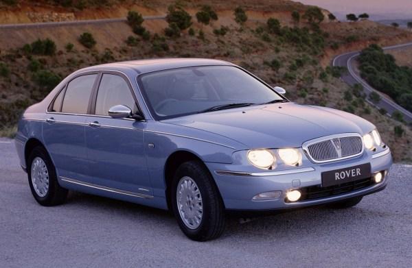 rover 75 1998