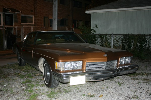 013 - 1973 Buick Riviera CC