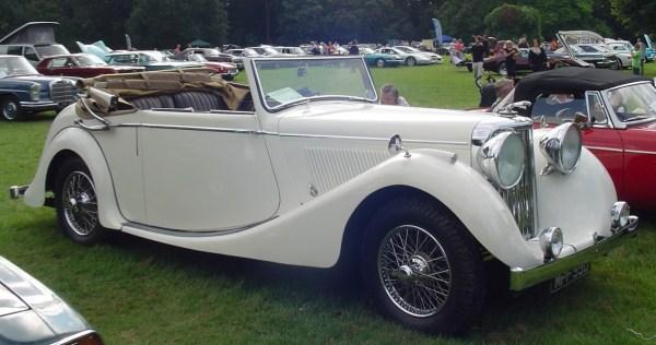 1948 Jaguar 3.5 litre.2