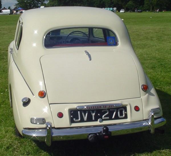 1954 Sunbeam Mk 3.2