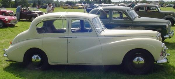 1954 Sunbeam Mk 3.6