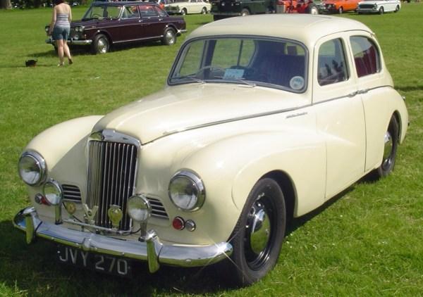 1954 Sunbeam Mk3.3