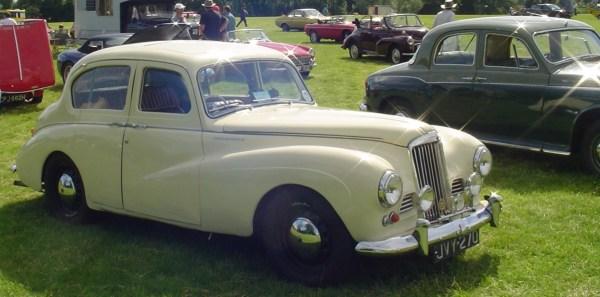 1954 Sunbeam Mk3.5