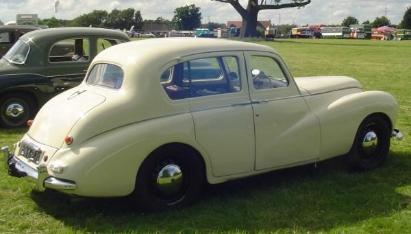 1954 Sunbeam Mk3.7