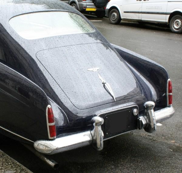 1955 Bentley Mulliner 1951.3