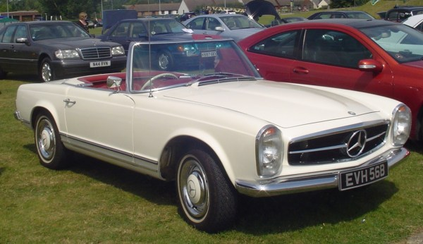 1964 Mercedes Benz 230sl-3