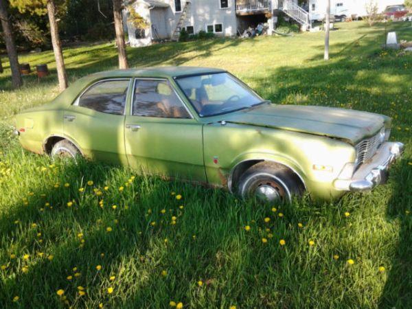 1973 Ford Cortina 2