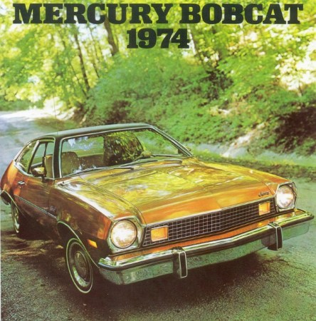 1974 Mercury Bobcat
