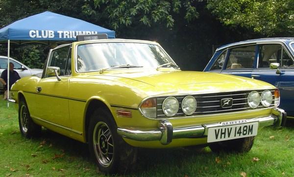 1974 triumph stag 5