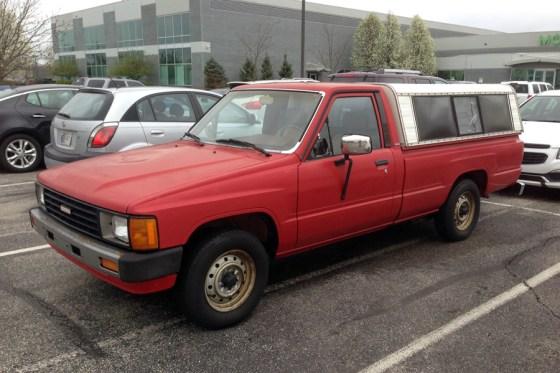 1986 Toyota truck g