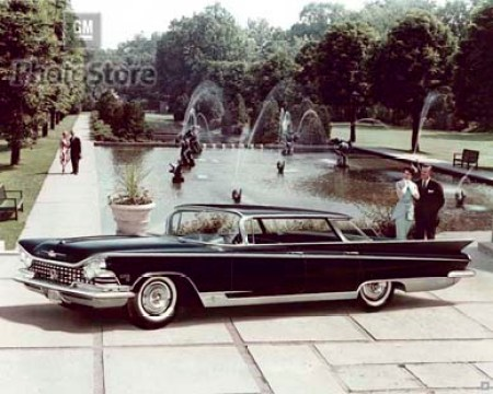 Buick 1959 electra 225