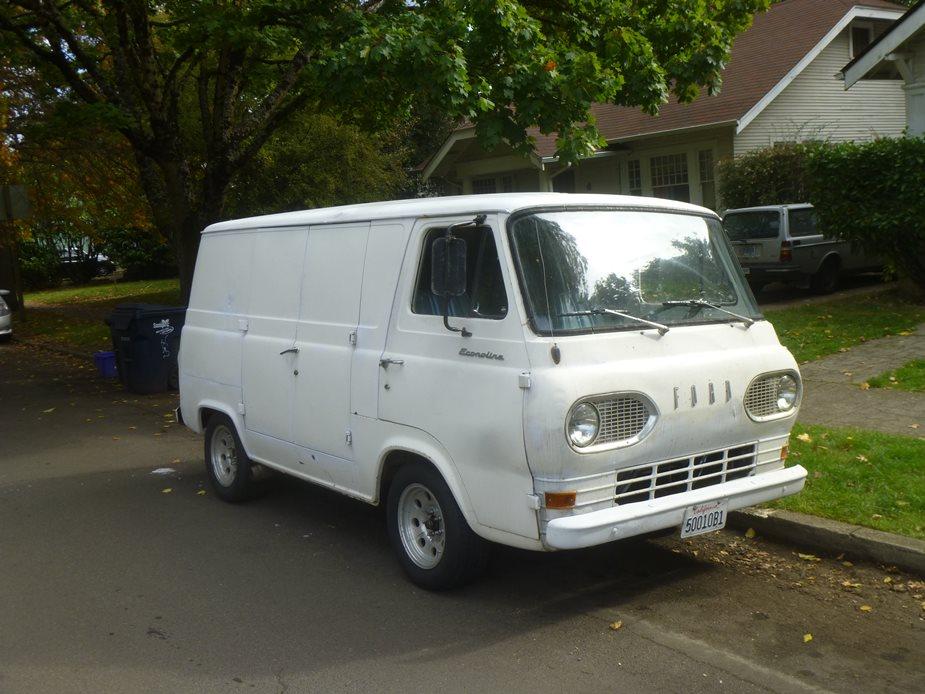 Curbside Classic: 1965 GMC Handi-Van