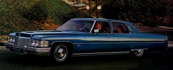 Cadillac 1974 Talisman