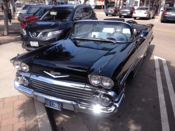 Chevrolet 1958 Impala conv ffq