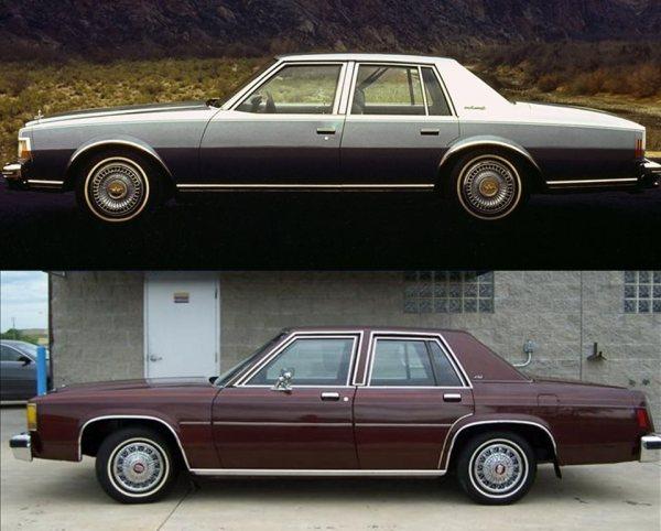 Chevrolet 1977 caprice large silver 800 crop-vert