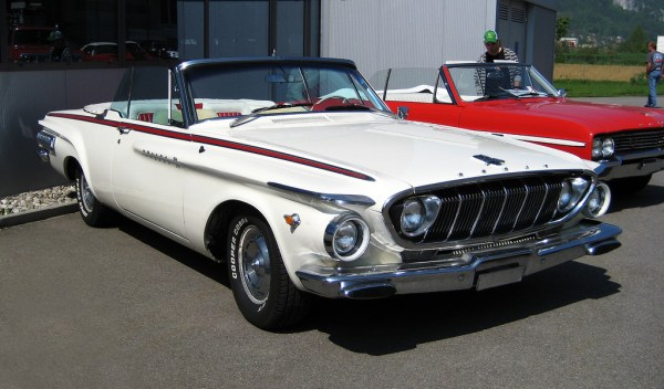 Dodge 1962 Polara conv