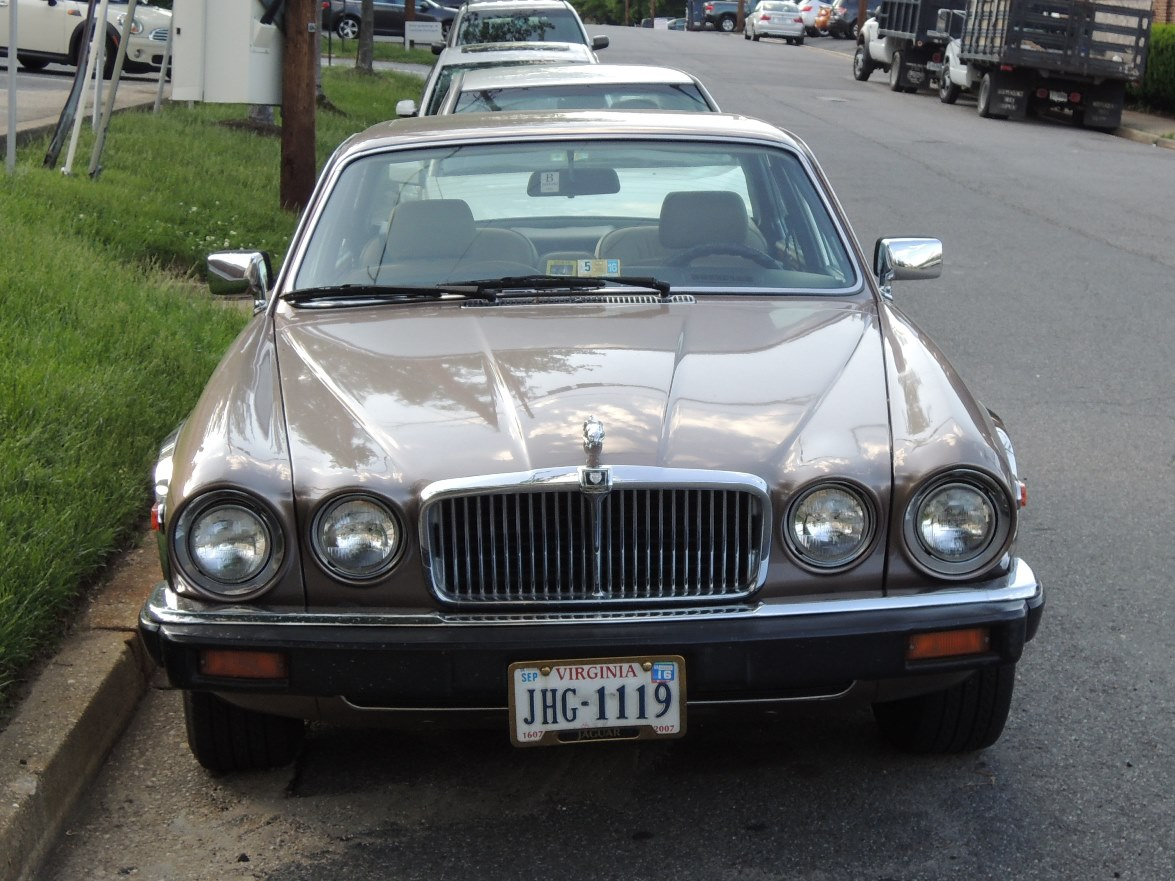 Curbside Classic: 1984 Jaguar XJ6 Vanden Plas - The Cat ...