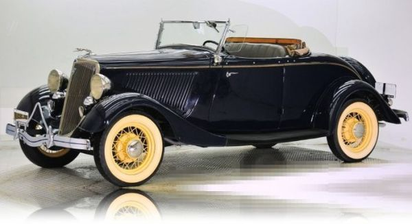 Ford 1934 roadtser