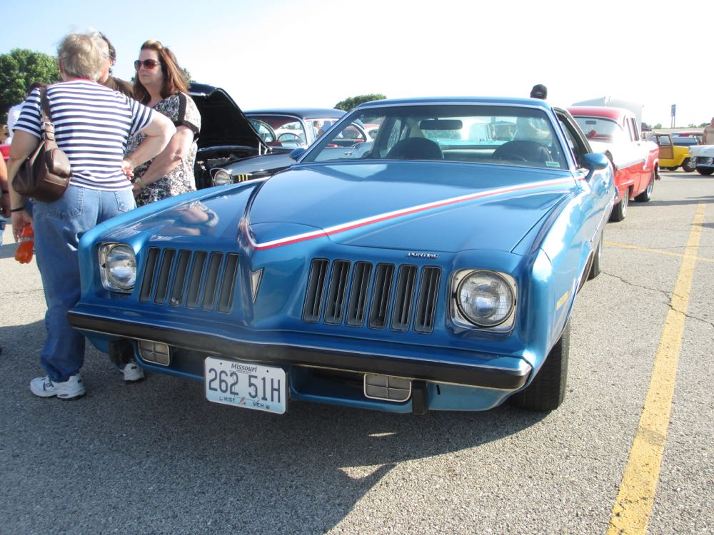 Car Show Report The June 2015 Jefferson City Car Show