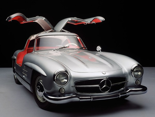 Mercedes 1957 300SL coupe