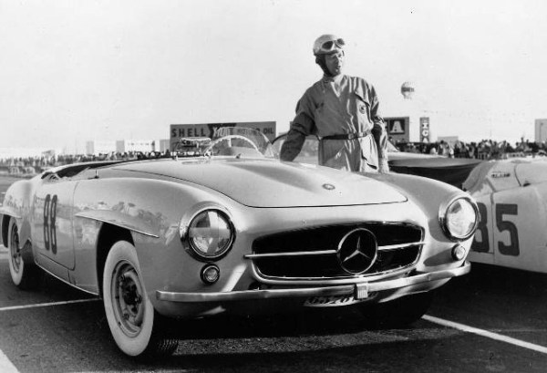 Mercedes-Benz-190SL-racing