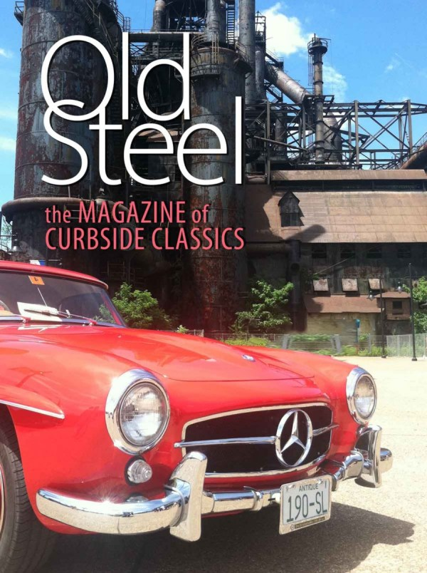 OLD STEEL MAGAZINE