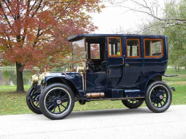 Packard 1910 30 Limo006