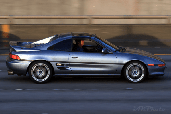 Toyota MR2 gen2 turbo