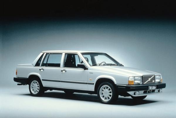 Volvo 1982 740