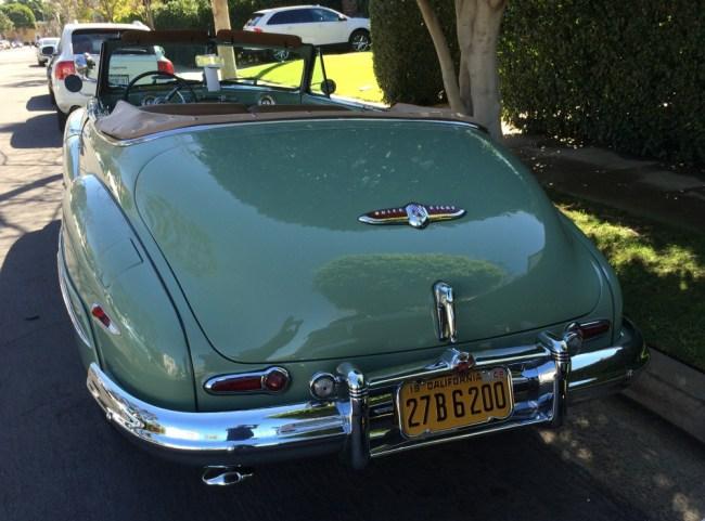 buick super rear