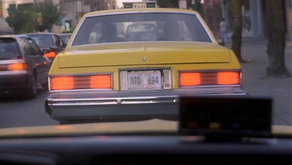 plymouth gran fury taxi