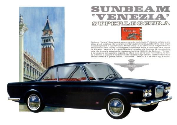 sunbeam-venezia