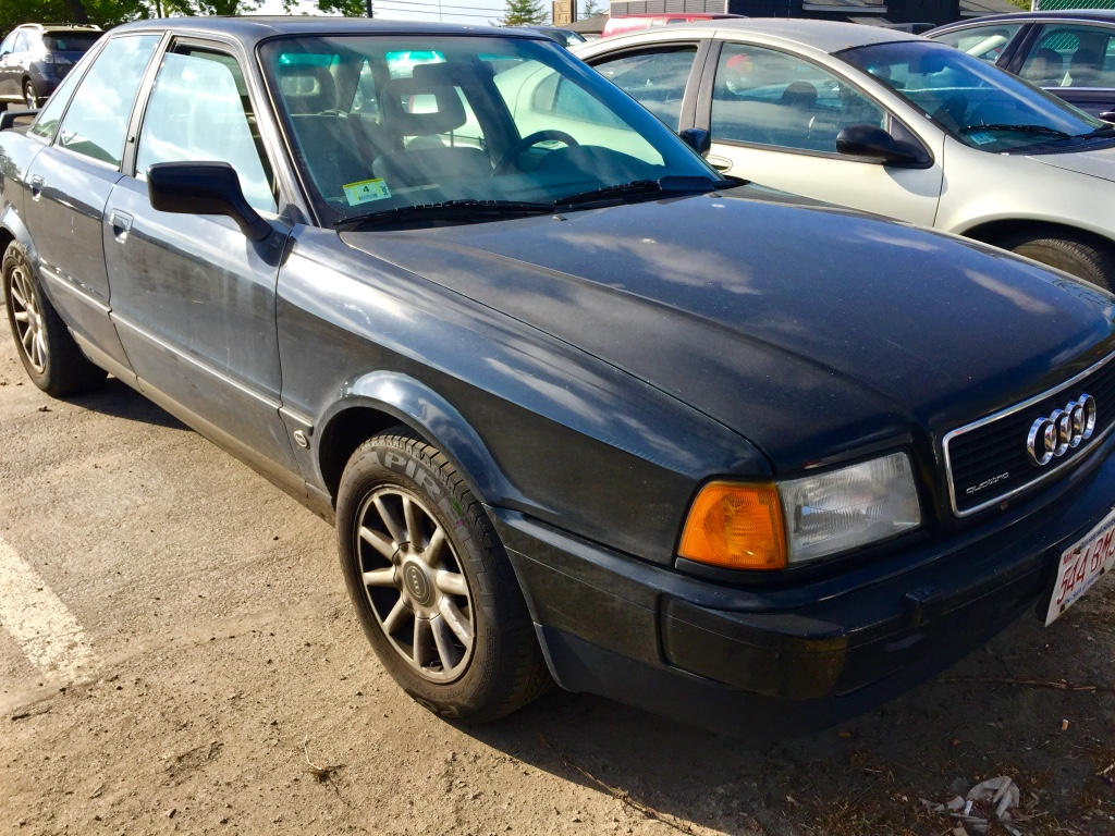 Curbside Clic: 1993 Audi 90 Quattro – Forgotten, But Not Gone
