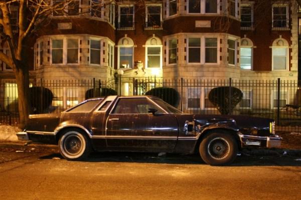 001 - 1977 Ford Thunderbird Town Landau CC