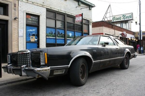 006 - 1977 Ford Thunderbird Town Landau CC