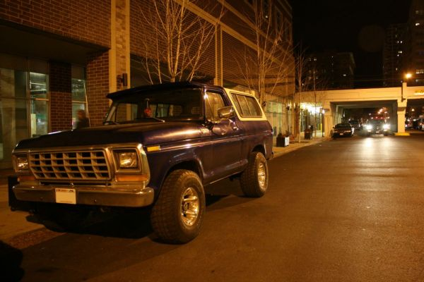017 - 1979 Ford Bronco CC