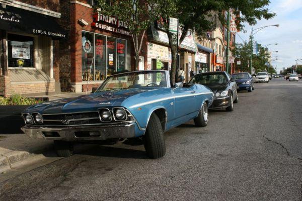 030 - 1969 Chevrolet Chevelle SS CC