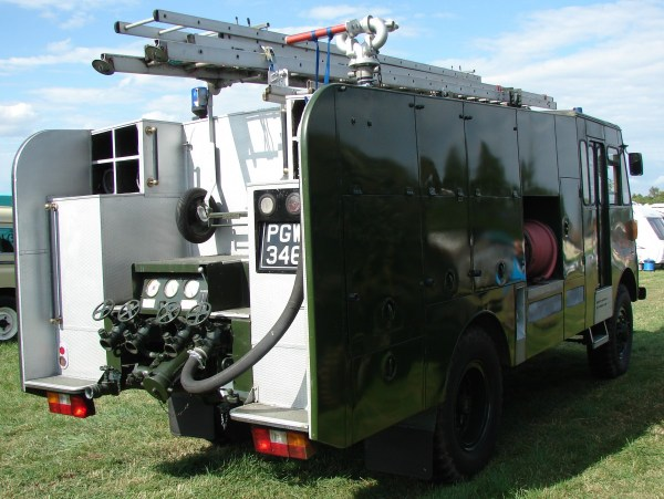 1956 Bedford RLHZ Self Propelled Pump. 6